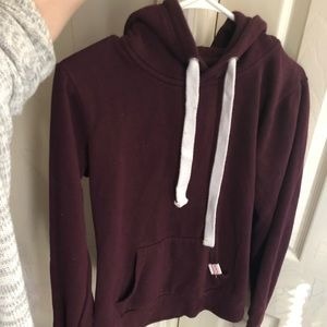 Maroon Reflex Sweater